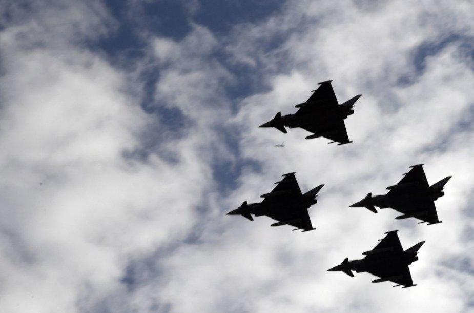 Ispanijos karinių oro pajėgų lėktuvai