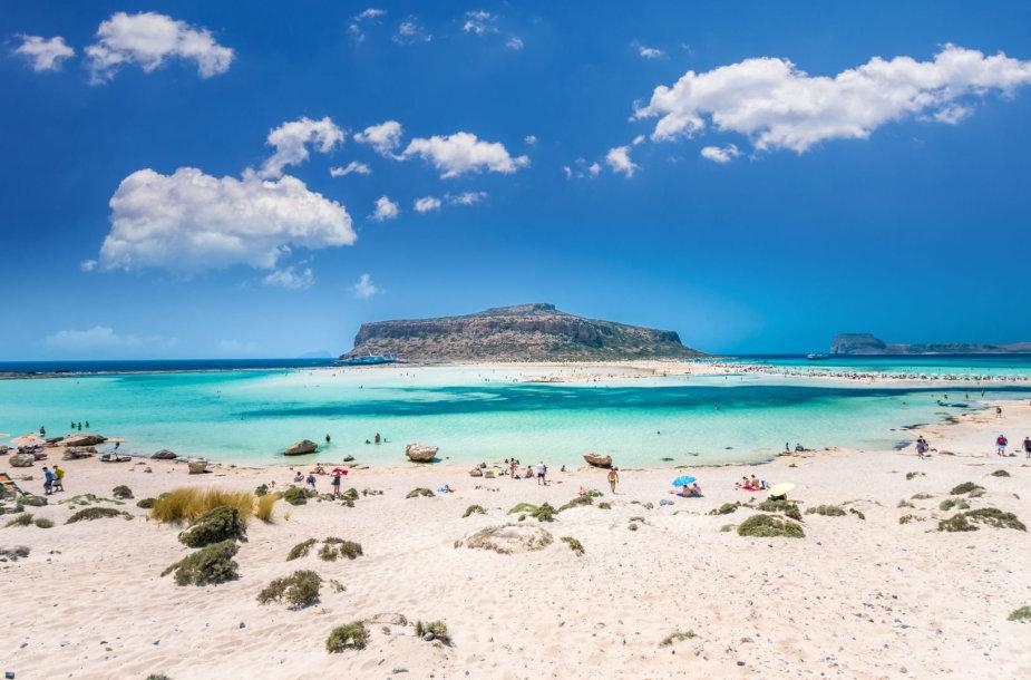 Balos, Graikija
