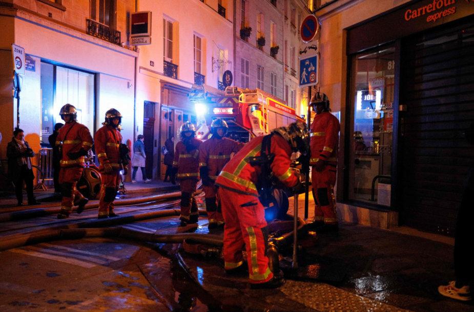 Paryžiaus ugniagesiai