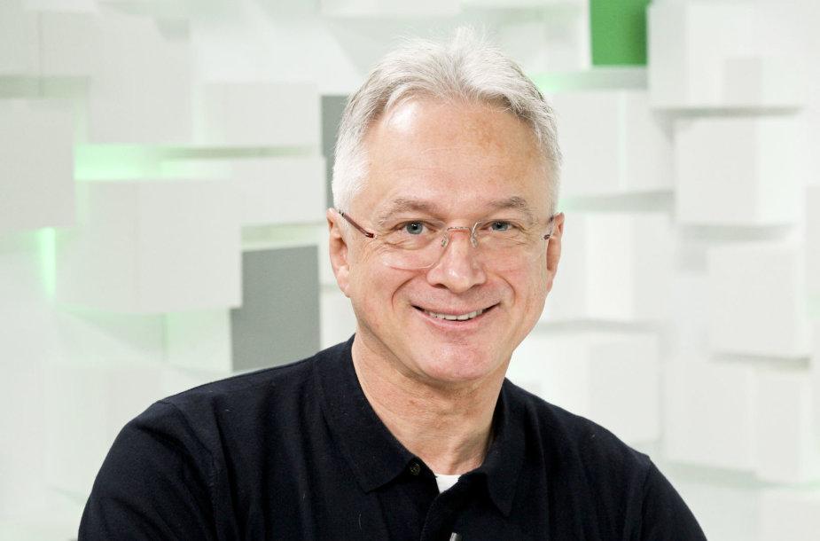 Plastinės ir rekonstrukcinės chirurgijos specialistas Renaldas Vaičiūnas