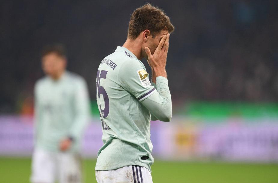 """Thomas Mulleris po pralaimėjimo """"Bayer"""" ekipai"""