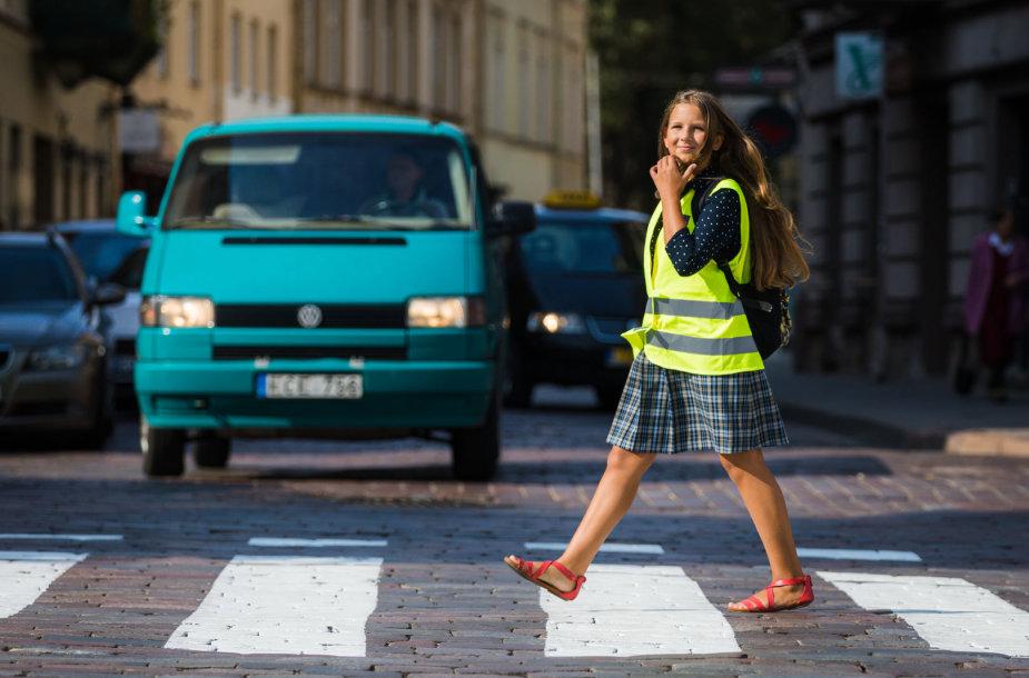 Paženklintos gatvės Vilniuje