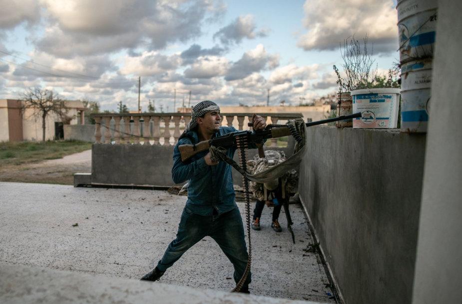 Konfliktas Libijoje
