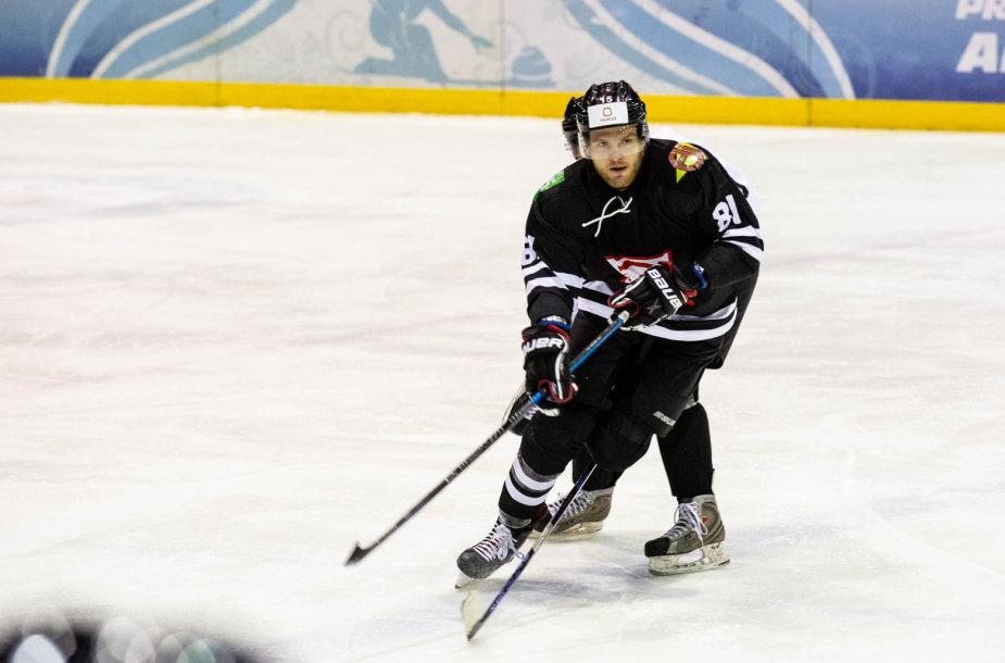 "Povilas Verenis (""Hockey Punks"")"