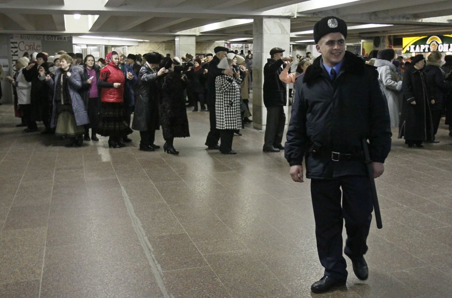 Kijevo metro