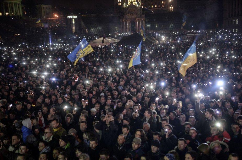 Naktis Kijeve