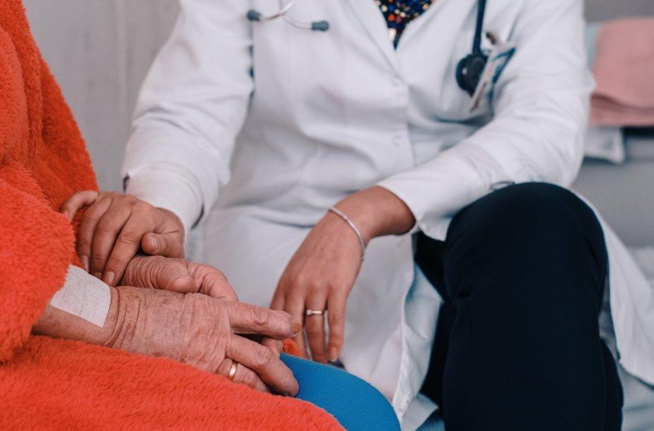Inkstų ligomis pasaulyje serga kas dešimtas žmogus