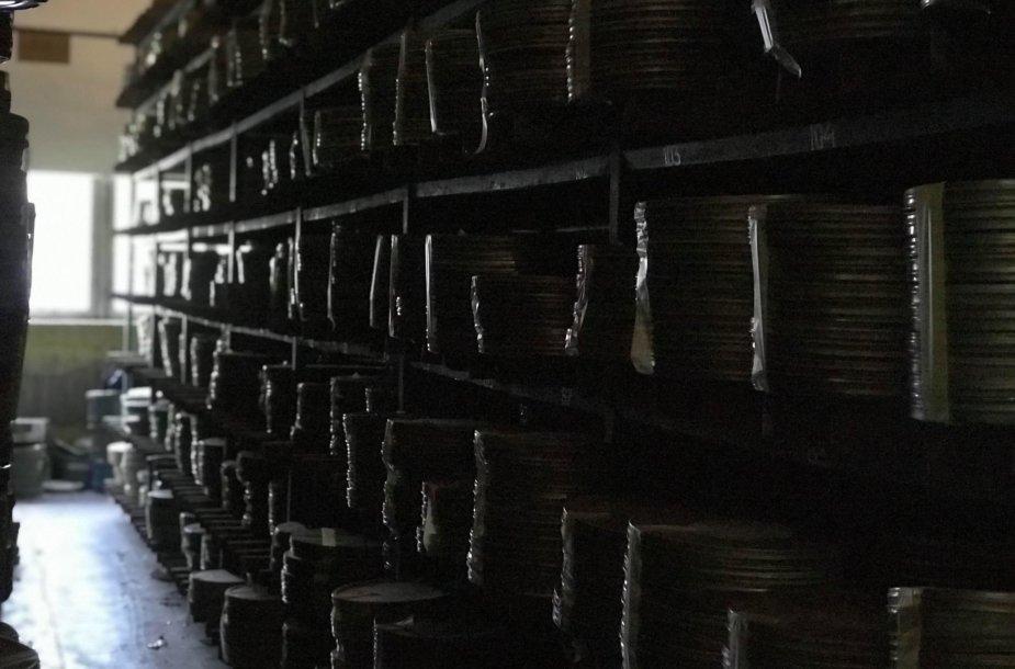 Lietuvos kino archyvas