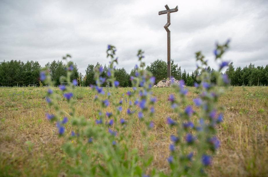 Kryžius Balsiuose