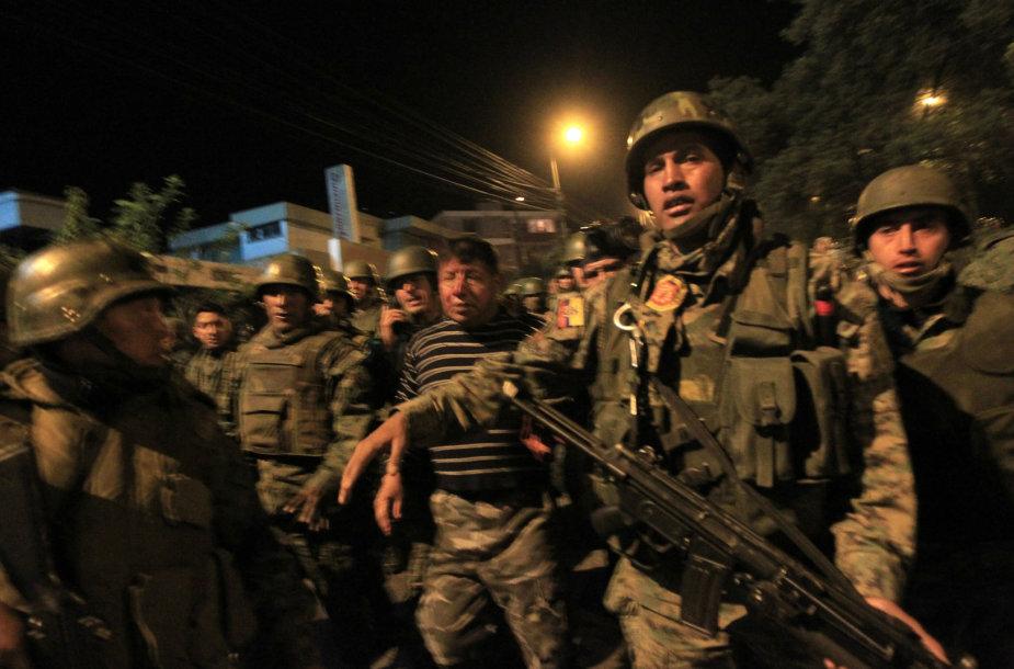 Ekvadoro kariai