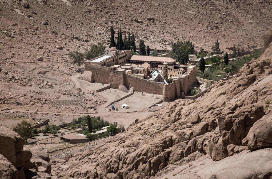Sinajaus pusiasalis Egipte