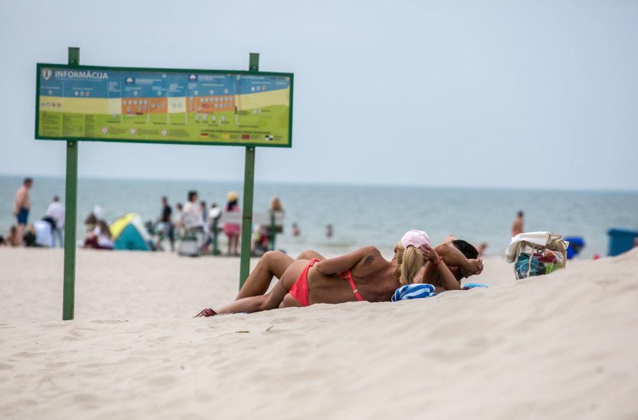 Liepojos paplūdimys