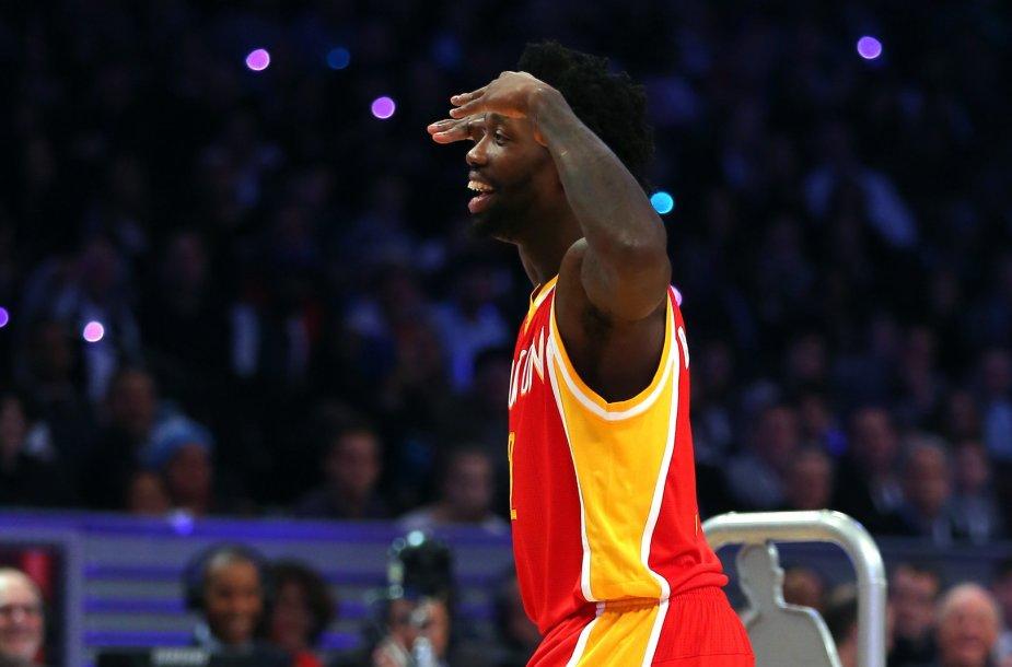 """""""Rockets"""" žaidėjas Patrickas Beverly"""