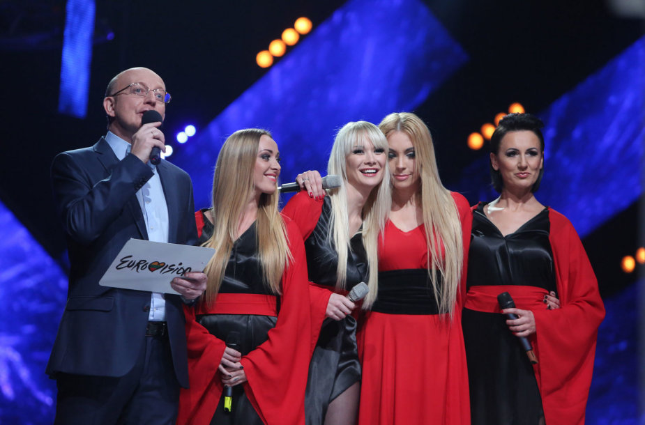 "Grupė ""Pop Ladies"""