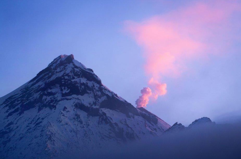Kamčiatkos krašto ugnikalnis