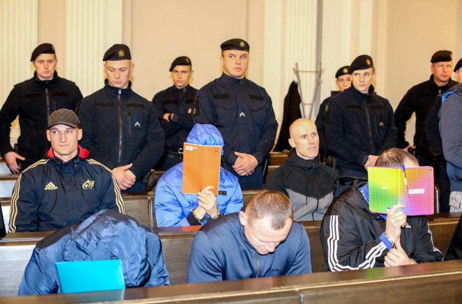 """""""Pravieniškių mafijos"""" bylos nagrinėjimas"""