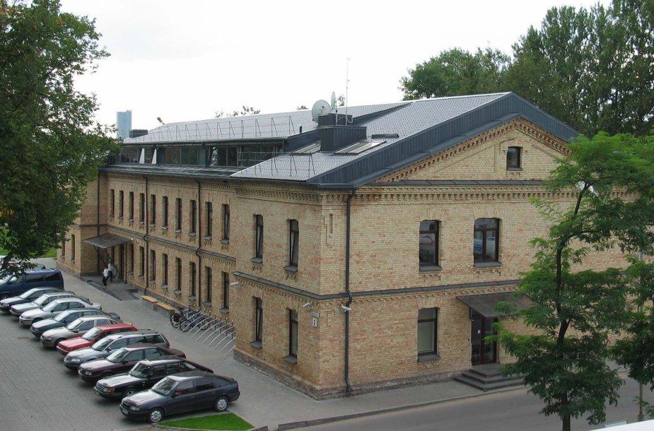 Šiaurės miestelio technologijų parkas