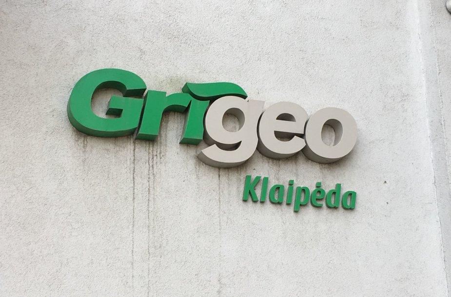 """Grigeo Klaipėda"" įmonė Klaipėdoje"