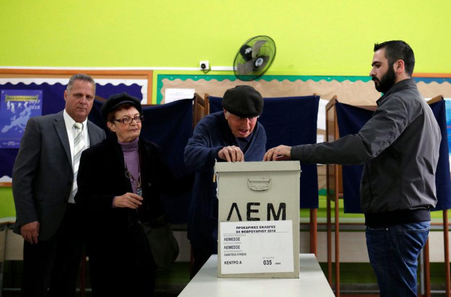 Rinkimai Kipre