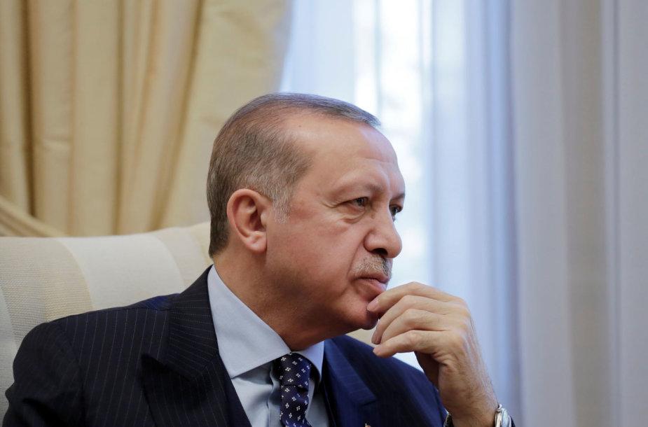 Recepas Tayyipas Erdoganas Graikijoje