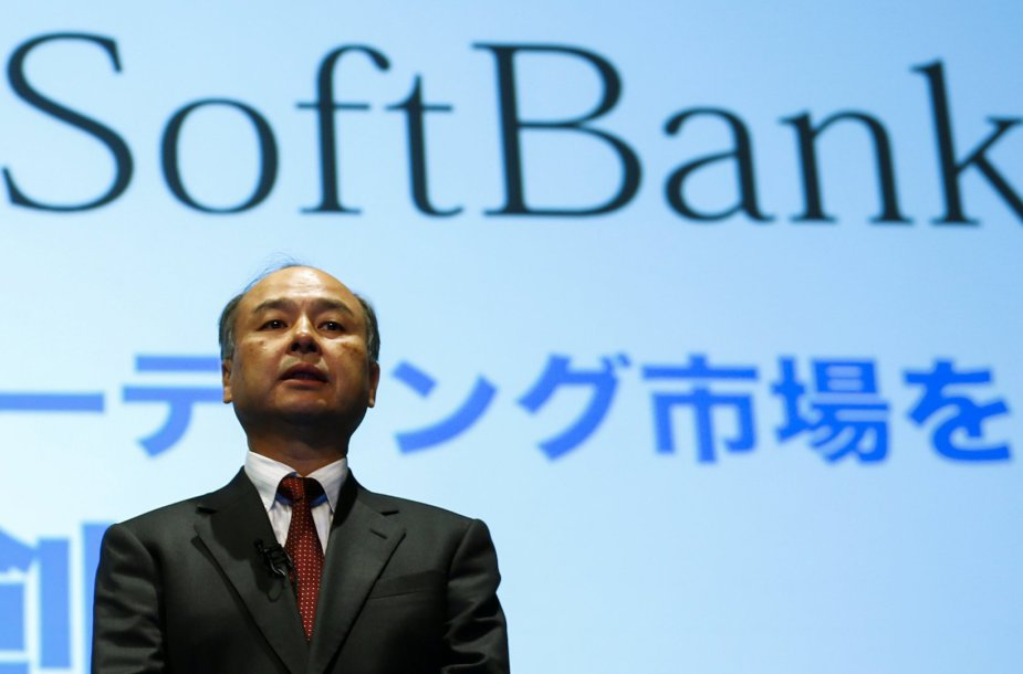 "Japonijos ""Softbank"""