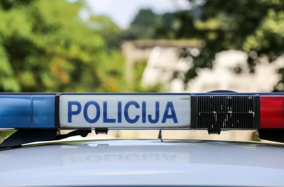 Policijos reidas Kaune : Vasaros metu į gatves išrieda greičio mėgėjai