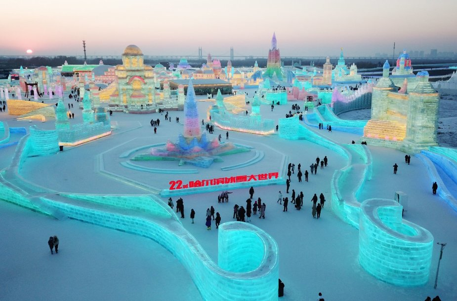 Harbino Sniego ir ledo festivalis