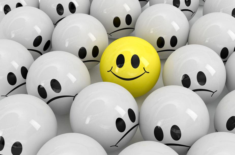 Pamatyk šypseną!
