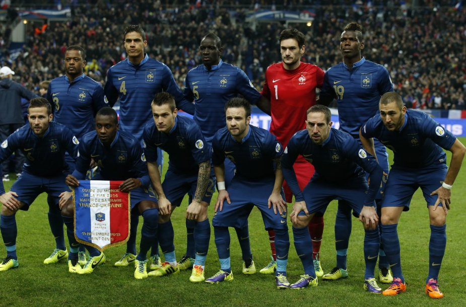 Prancūzija 2013 metų lapkričio 19 d.