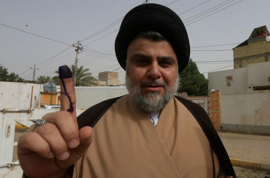 Moqtada al Sadro