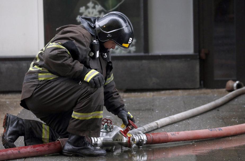 Ugniagesys Rusijoje