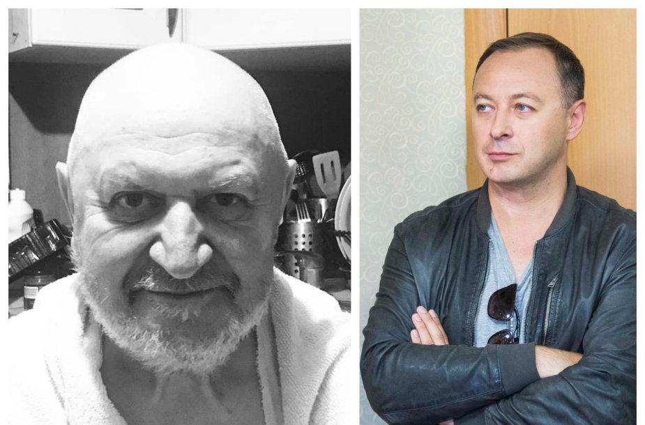 Aisčio Mickevičiaus tėtis, Aistis Mickevičius
