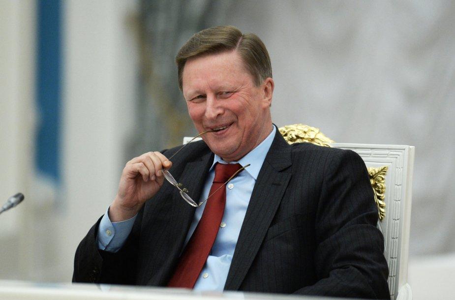 Sergejus Ivanovas.