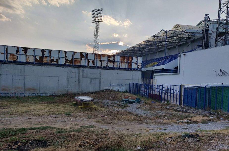 Podgoricos stadionas