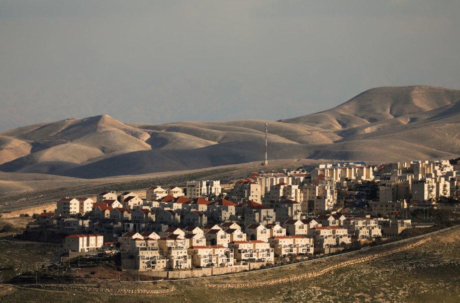 Izraelio nausėdija okupuotame Vakarų Krante