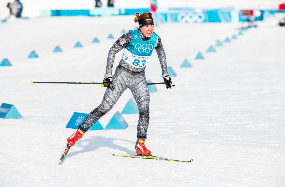 Slidininkė Marija Kaznačenko olimpinėse žaidynėse Pjongčange užėmė 73 vietą slidinėjimo 10 km laisvuoju stiliumi rungtyje.