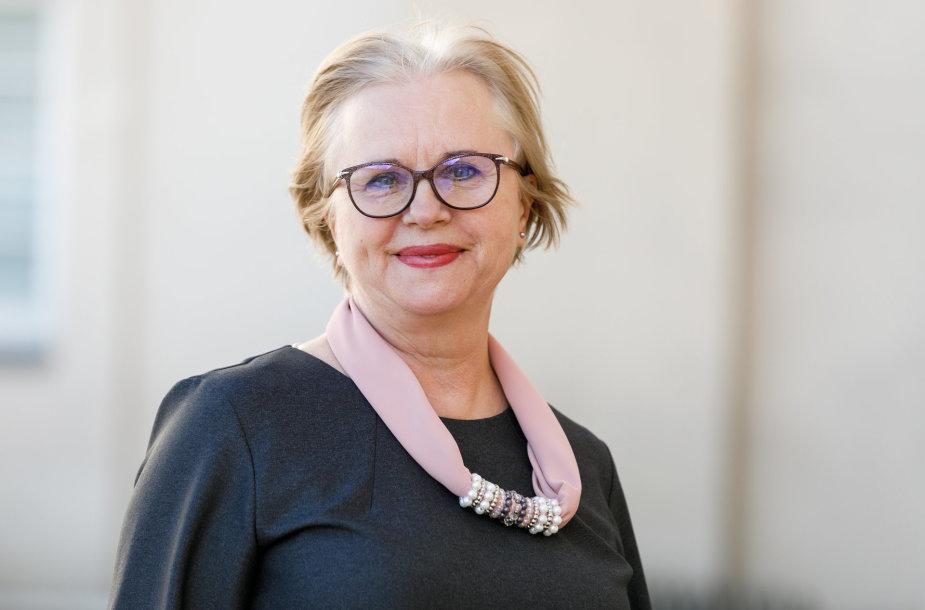 Margarita Pilkienė, ISM Vadybos ir ekonomikos universiteto Vadovų magistrantūros Taikomosios organizacijos psichologijos modulio vadovė