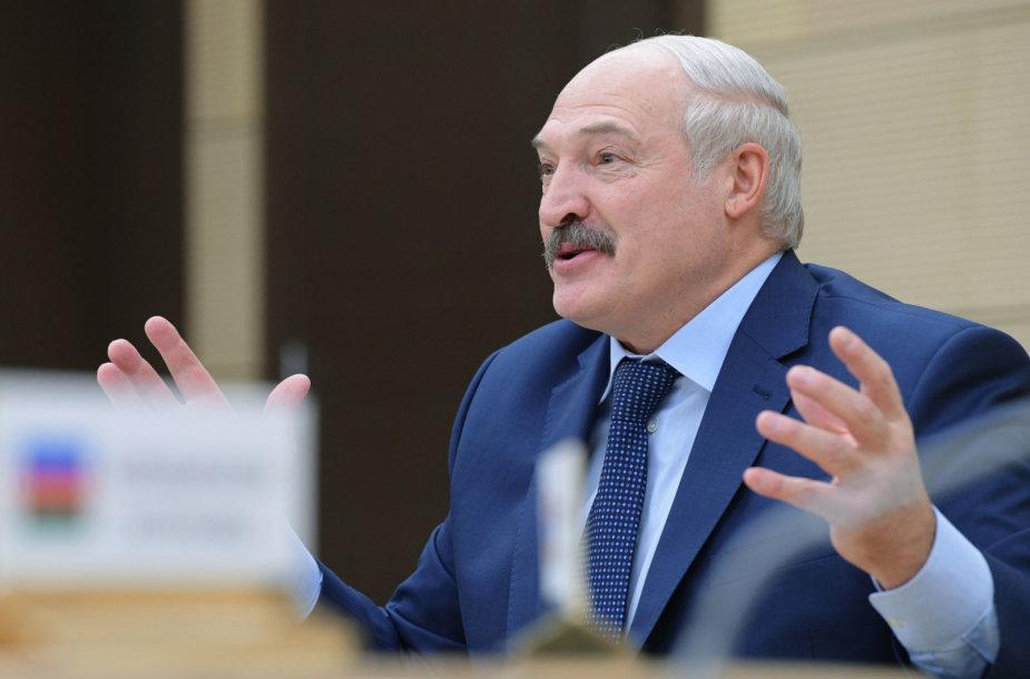 Aliaksandaras Lukašenka