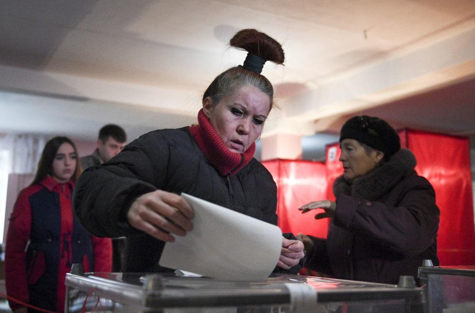 Rinkimai Donecke