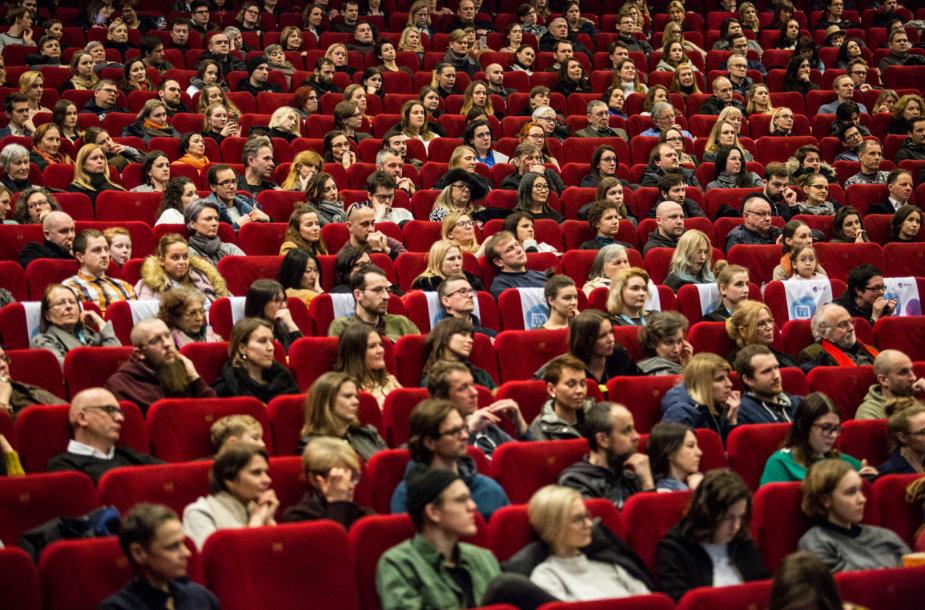 """Lietuvos filmų savaitgalis """"Kino pavasario"""" festivalyje"""