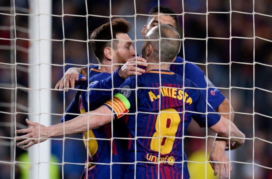 """""""Barcelona"""" – """"Roma"""""""