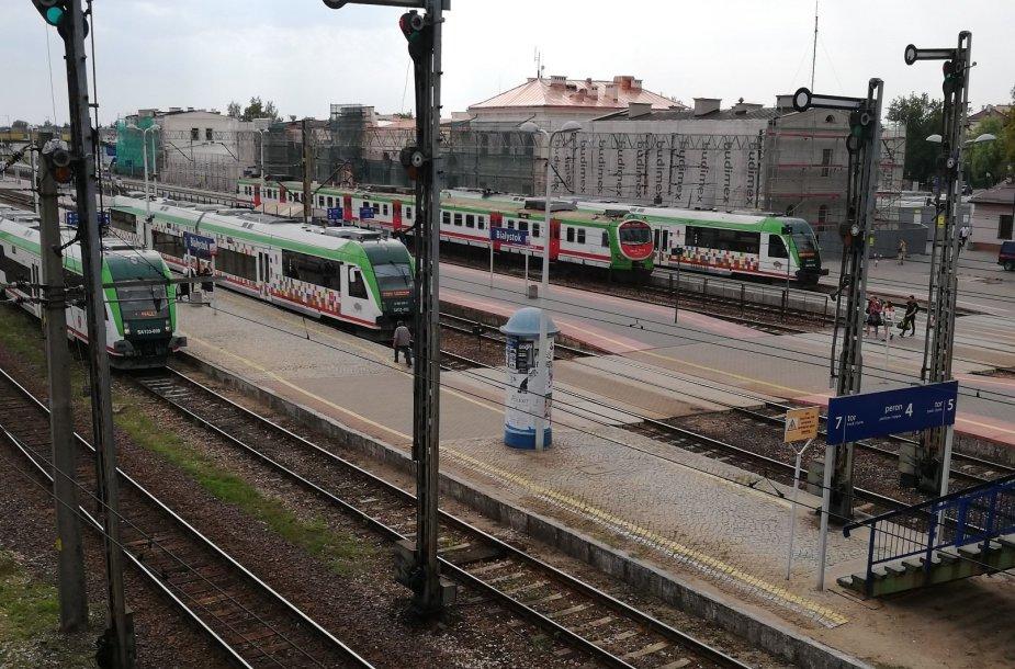 Balstogės geležinkelio stotis