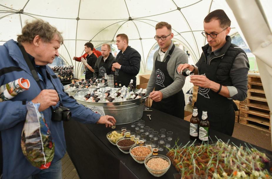 Aludarių krašto kulinarinė šventė Panevėžyje