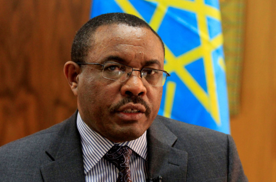 Hailemariamas Desalegnis