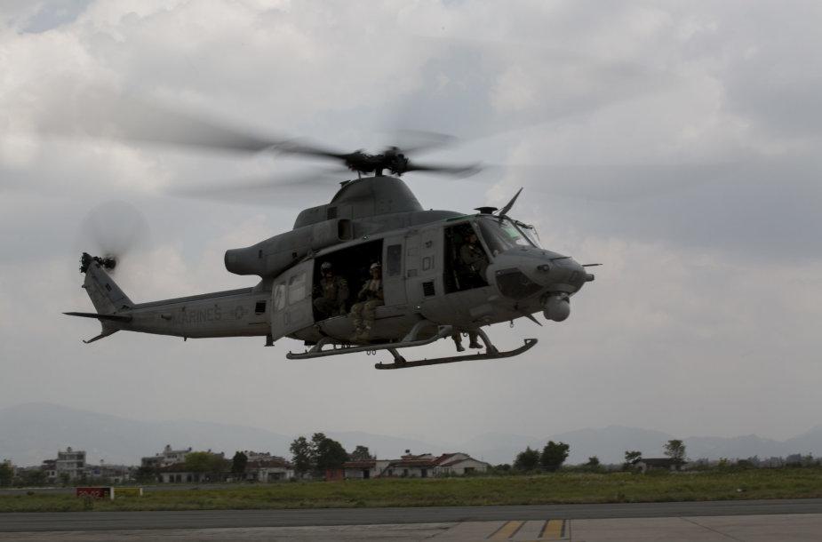 "Sraigtasparnis ""UH-1Y Huey"""