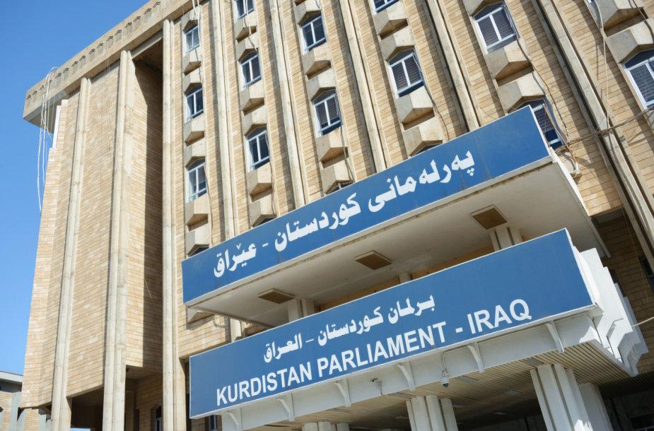 Irako Kurdistano parlamentas