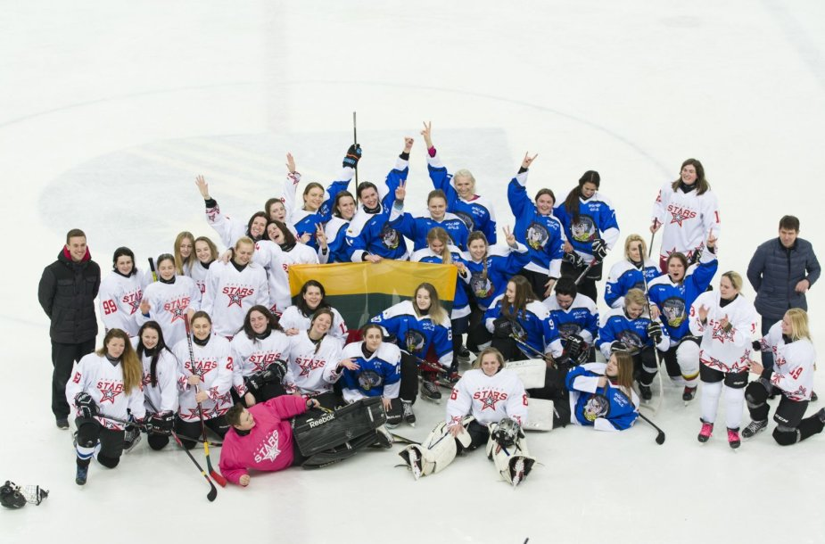 Lietuvos moterų ledo ritulio komandos
