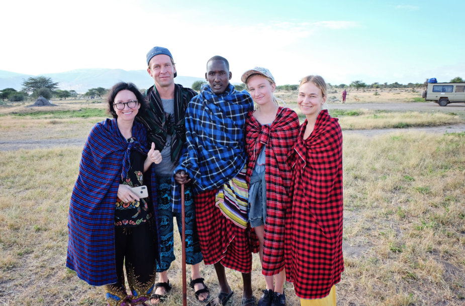 Kelionė Afrikoje