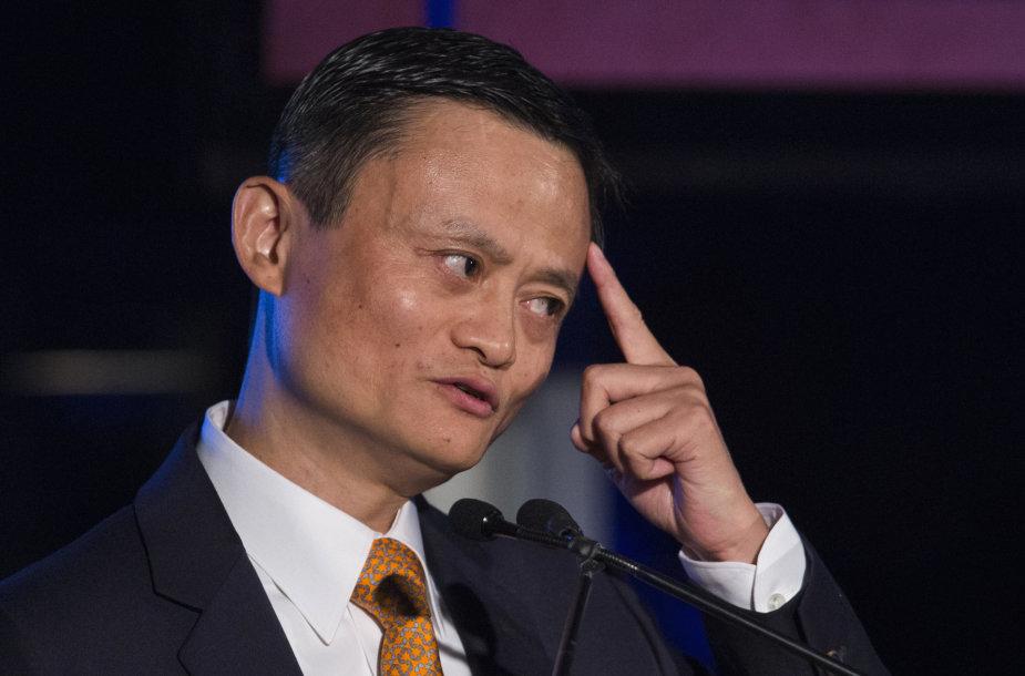 Jackas Ma