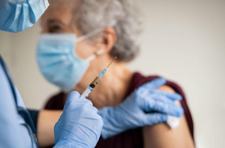 Vakcina nuo koronaviruso